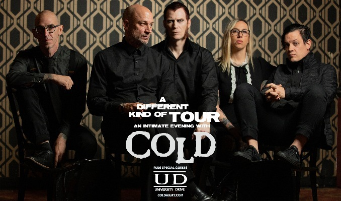 Cold  tickets at Trees in Dallas