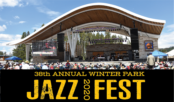 Winter Park Jazz Festival (Day 2) tickets at Rendezvous Event Center in Winter Park