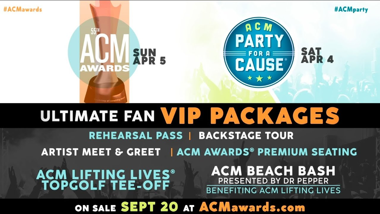 Academy of Country Musicannounces 2020 ACM Awards performers