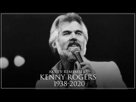 AXS TV to honor Kenny Rogers with rebroadcast of 'The Big Interview' guest spot on March 23