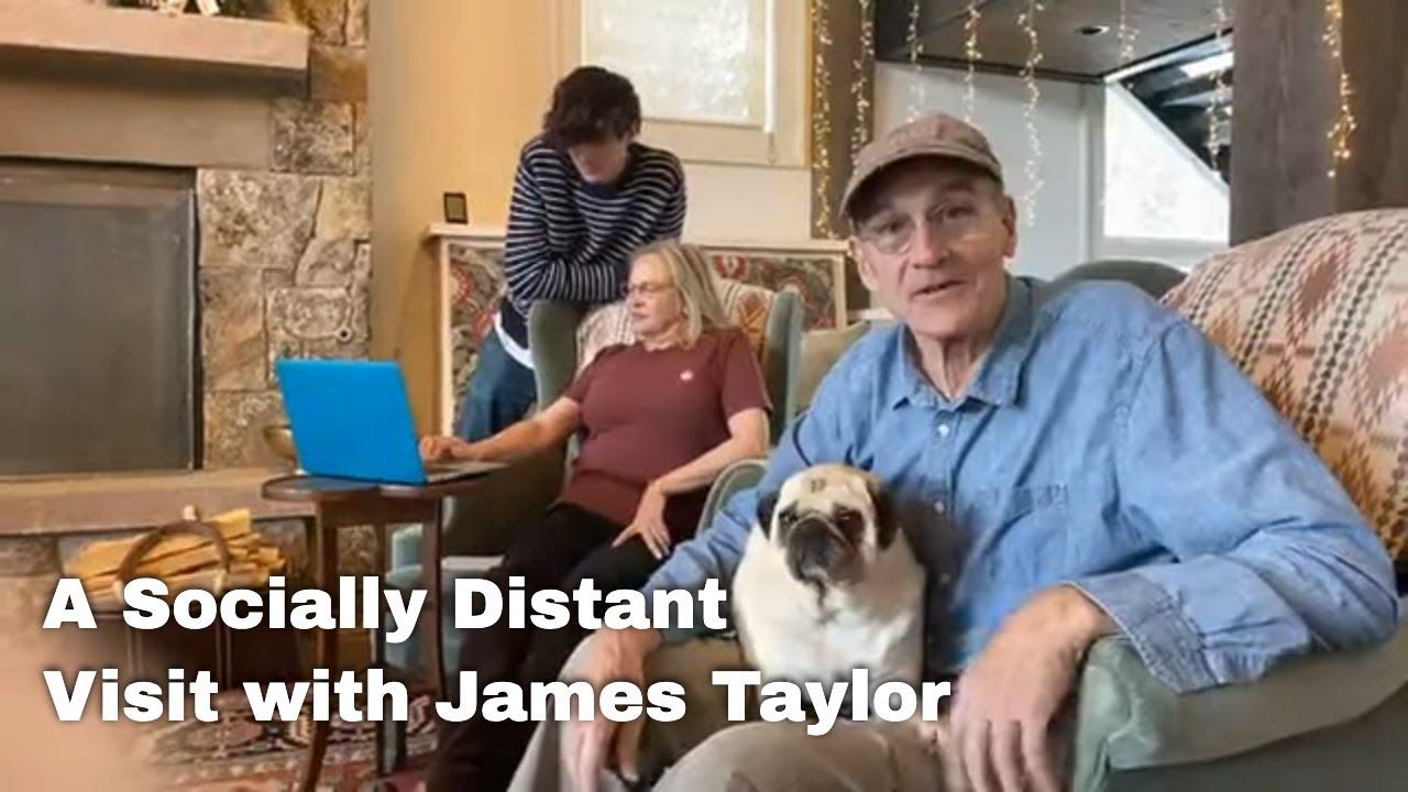 James Taylor makes massive donation to Boston Hospital for coronavirus aid