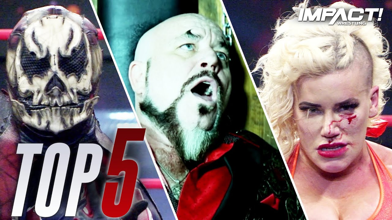 IMPACT Wrestling's Total Nonstop Action returns on AXS TV for one-night-only