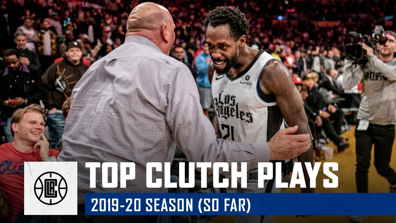 The best LA Clippers plays from the 2019-2020 season (so far)