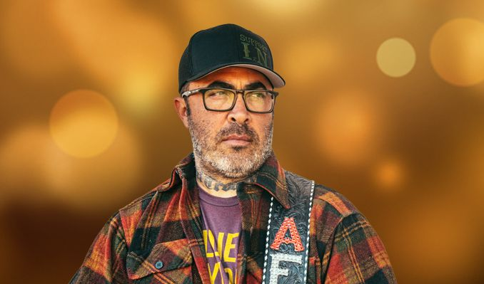 Aaron Lewis tickets at Golden Nugget Lake Charles in Lake Charles