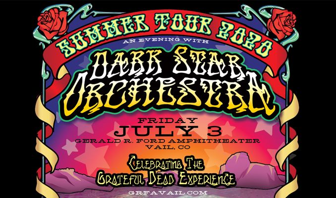 An Evening With Dark Star Orchestra tickets at Gerald R. Ford Amphitheater in Vail