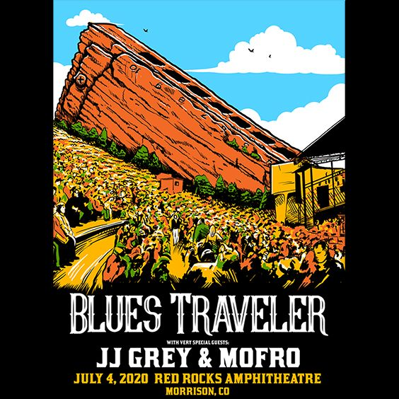 Thumbnail for Blues Traveler - Cancelled