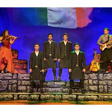 Celtic Thunder tickets at Paramount Theatre in Denver