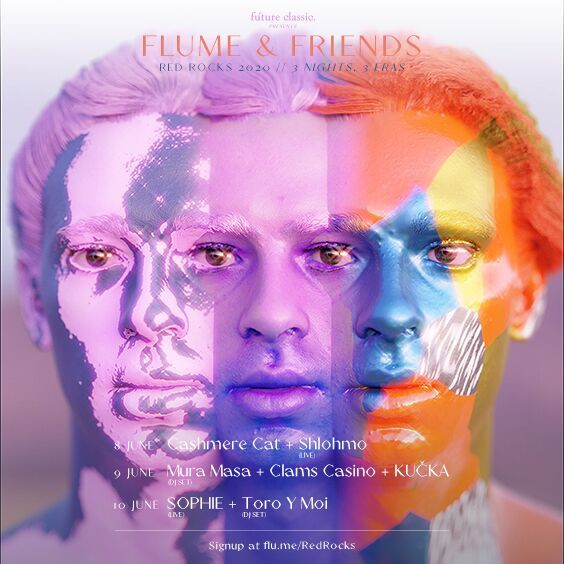 Thumbnail for Flume & Friends - Postponed