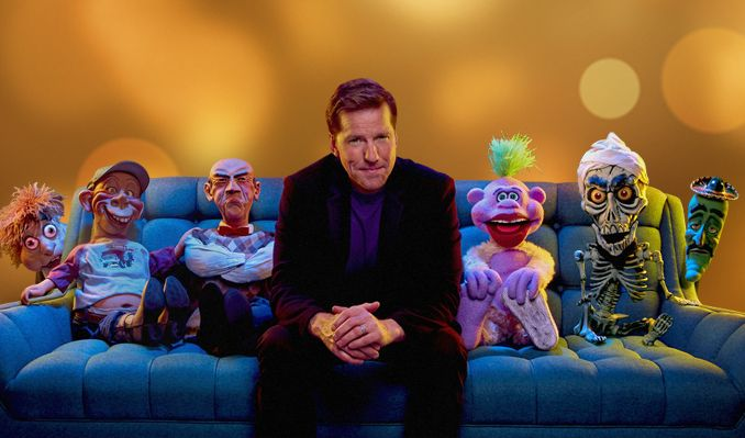 Jeff Dunham tickets at Golden Nugget Lake Charles in Lake Charles