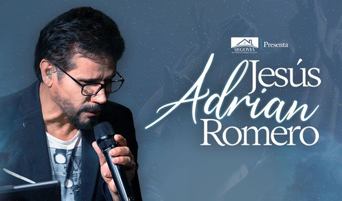 Jesús Adrián Romero tickets at Microsoft Theater in Los Angeles