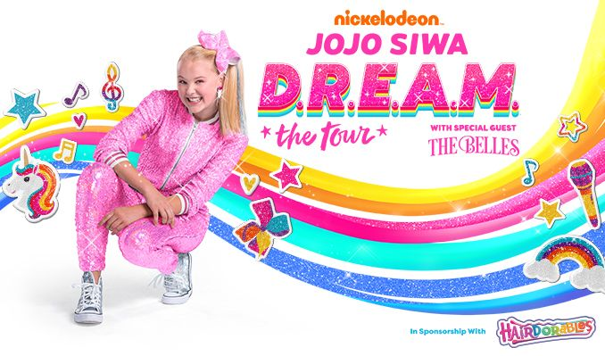 JoJo Siwa tickets at Target Center in Minneapolis