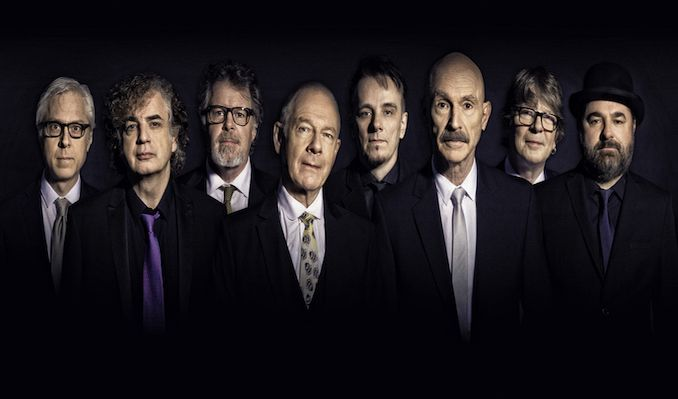 King Crimson - We Paint Electric Rhythm Colour tickets at Forest Hills Stadium in Queens