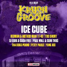 KRUSH GROOVE tickets at STAPLES Center in Los Angeles