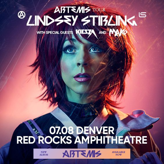 Thumbnail for Lindsey Stirling – Artemis Tour