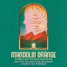Mandolin Orange tickets at Red Rocks Amphitheatre in Morrison