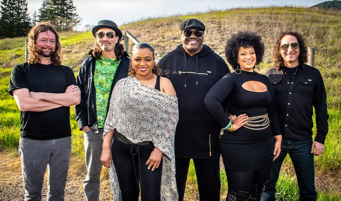 Melvin Seals & The  Jerry Garcia Band  tickets at The Warfield in San Francisco