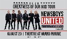 Newsboys United tickets at The Theatre at Grand Prairie in Grand Prairie