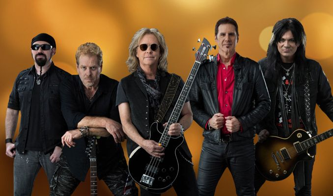 Night Ranger tickets at Golden Nugget Lake Charles in Lake Charles