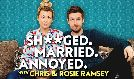 Shagged. Married. Annoyed. Chris & Rosie Ramsey tickets at The SSE Arena, Wembley, London