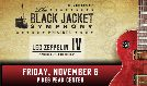 The Black Jacket Symphony presents Led Zeppelin IV tickets at Pikes Peak Center in Colorado Springs