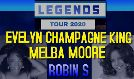 The Legends Tour - RESCHEDULED tickets at indigo at The O2 in London