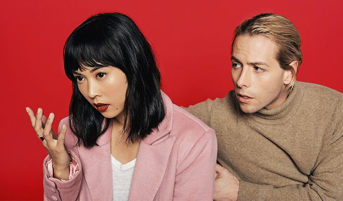 The Naked And Famous tickets at Fonda Theatre in Los Angeles