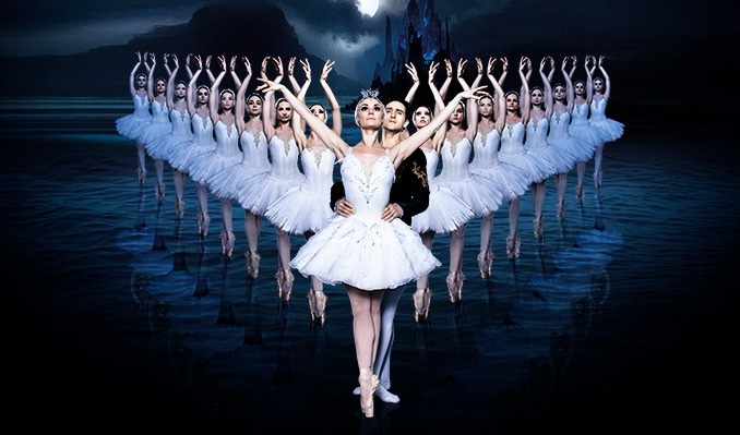 Swan Lake tickets at Bellco Theatre in Denver