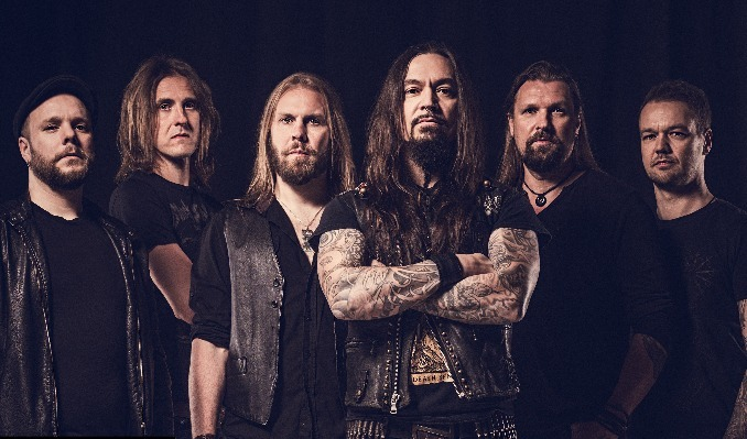 AMORPHIS tickets at Trees in Dallas