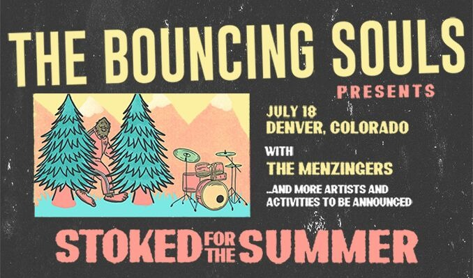 Stoked For The Summer ft. The Bouncing Souls tickets at Mission Ballroom in Denver