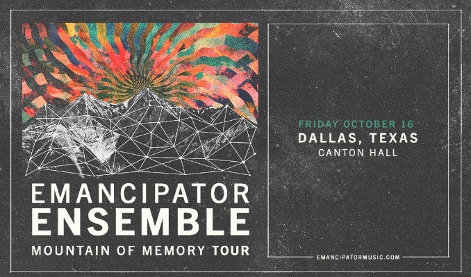 Emancipator Ensemble  tickets at Canton Hall in Dallas
