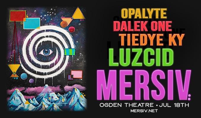 Mersiv tickets at Ogden Theatre in Denver