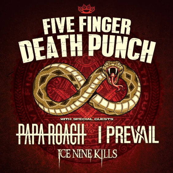 Thumbnail for Five Finger Death Punch