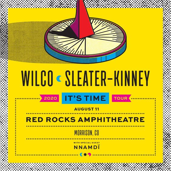 Thumbnail for Wilco & Sleater‐Kinney