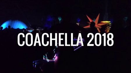Company behind Coachella staging redeploy to build coronavirus triage tents