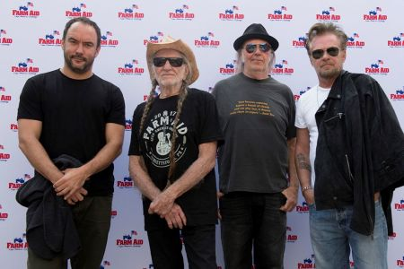 AXS TV teams with Farm Aid to air and stream 'At Home With Farm Aid' on April 11