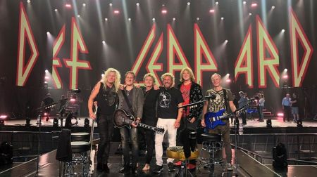 AXS TV'S 'Rock & Roll Road Trip' season 5 premiere: Joe Elliott talks Def Leppard sticking together on April 19