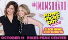 #IMOMSOHARD tickets at Pikes Peak Center in Colorado Springs