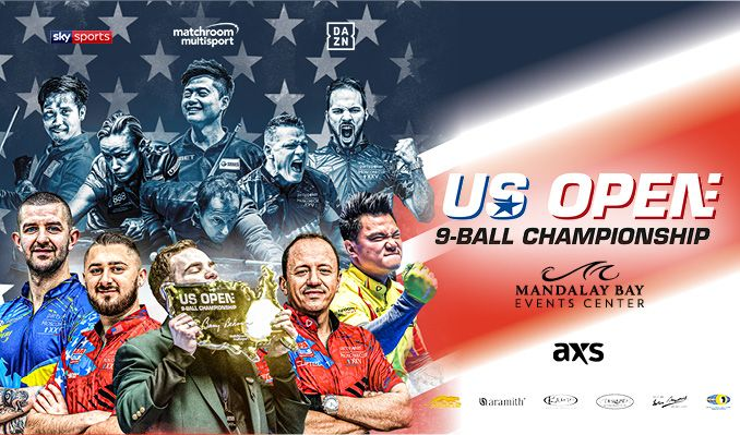 The Knockout Stage Session 1 tickets at Mandalay Bay Oceanside Ballroom in Las Vegas