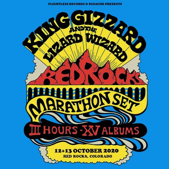 Image for King Gizzard and the Lizard Wizard - Rescheduled from 5/5