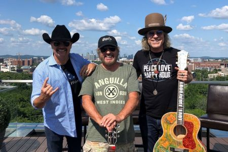 AXS TV's 'Rock & Roll Road Trip' sneak peek: John Rich of Big & Rich talks naming 'Ride a Cowboy' on May 10