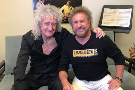 AXS TV's 'Rock & Roll Road Trip' sneak peek: Queen guitarist Brian May discusses his musical influences on May 17