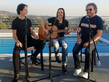 AXS TV's 'Rock & Roll Road Trip' sneak peek: Extreme members cover The Who hit with Sammy Hagar on May 31