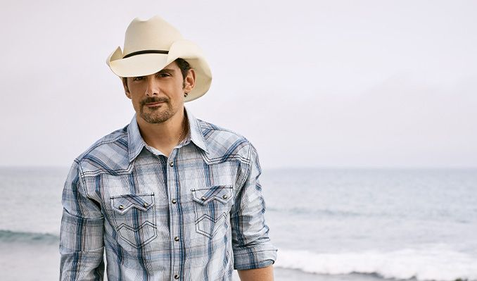 Brad Paisley  - CANCELLED tickets at Agora Theatre in Cleveland