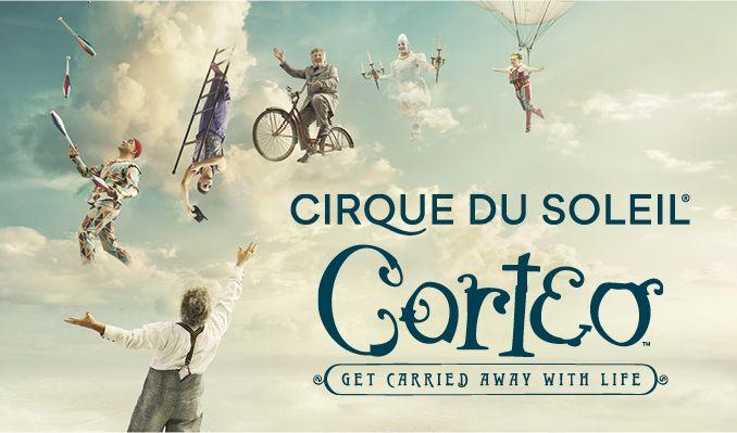 Cirque du Soleil: Corteo - NYTT DATUM tickets at ERICSSON GLOBE/Stockholm Live in Stockholm
