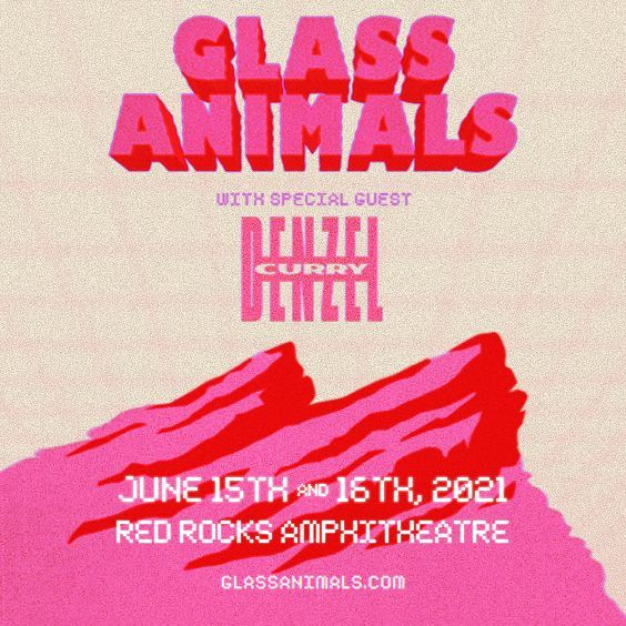 Image for Glass Animals 6/16/21