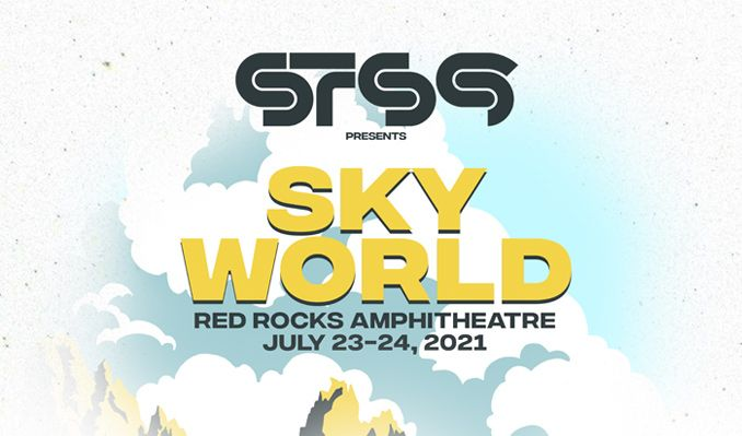 STS9 7/24/21 tickets at Red Rocks Amphitheatre in Morrison