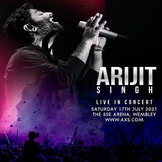 Arijit Singh - RESCHEDULED