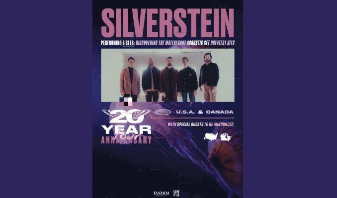 Silverstein tickets at Jannus Live, Saint Petersburg