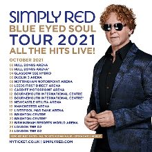 Simply Red - RESCHEDULED tickets at Motorpoint Arena in Nottingham
