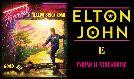 Elton John - NYTT DATUM! tickets at TELE2 ARENA/Stockholm Live in Stockholm
